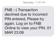 FNB-Bank-SMS-Notification-2-March-2014