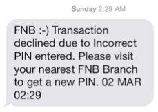FNB-Bank-SMS-Notification-3-March-2014