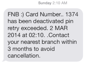 FNB-Bank-SMS-Notification-March-2014