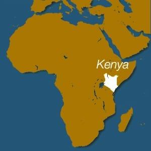 Africa map kenya highlighted 28 images africa kenya map map of africa gumiabroncs Choice Image
