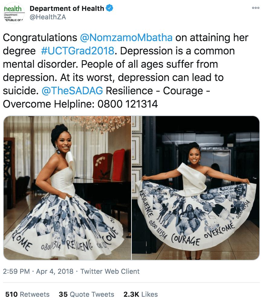 eNitiate | 36 tweeting tips | @HealthZA | @NomzamoMbatha | 2 Nov 2020